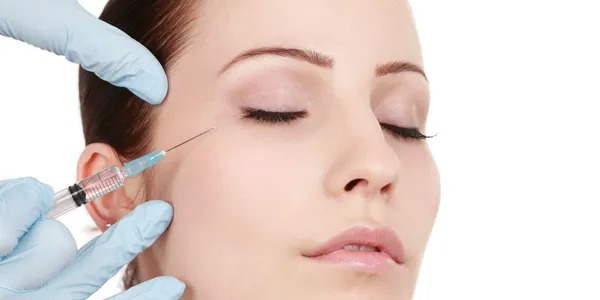 Botox Crows Feet Injection
