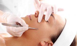 dermaplane treatment is a non-invasive way to renew skin